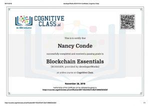 Certificado-Blockchain-Essentials-IBM
